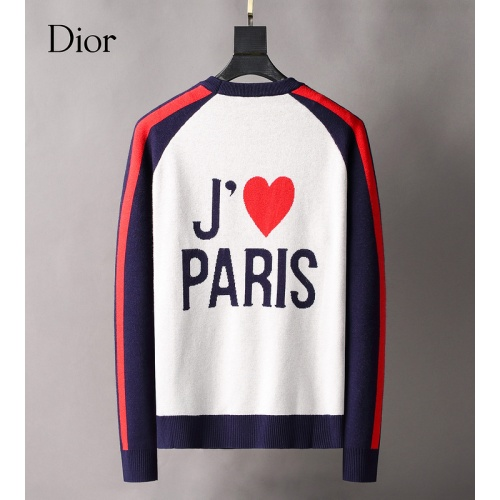 Christian Dior Sweaters Long Sleeved For Men #886746