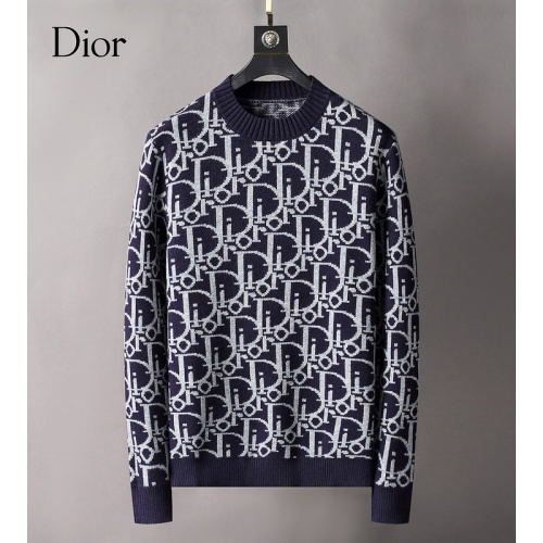Christian Dior Sweaters Long Sleeved For Men #886747
