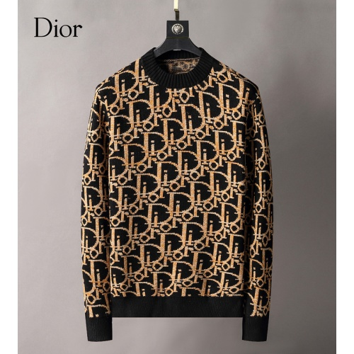 Christian Dior Sweaters Long Sleeved For Men #886748