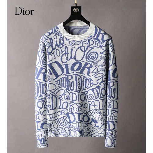 Christian Dior Sweaters Long Sleeved For Men #886749
