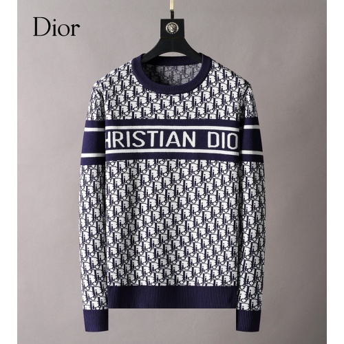 Christian Dior Sweaters Long Sleeved For Men #886751