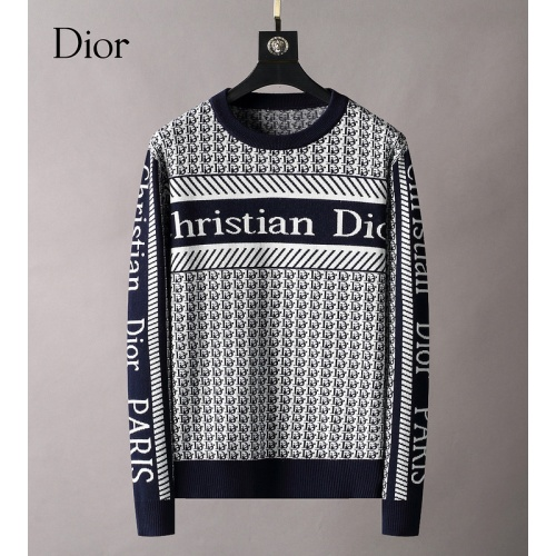 Christian Dior Sweaters Long Sleeved For Men #886753