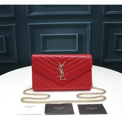 Yves Saint Laurent YSL AAA Messenger Bags For Women #886837