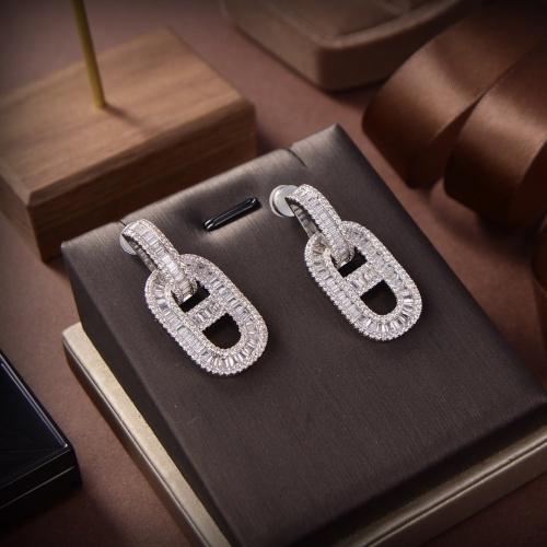 Hermes Earrings #887700