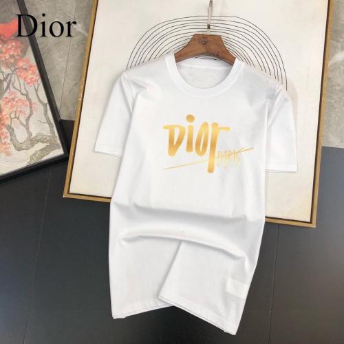 Christian Dior T-Shirts Short Sleeved For Men #887988