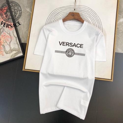 Versace T-Shirts Short Sleeved For Men #887996