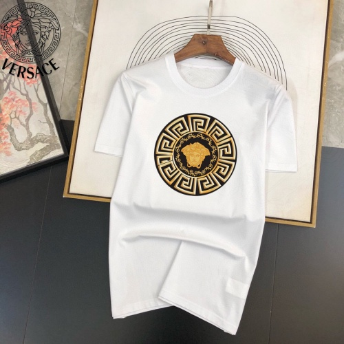 Versace T-Shirts Short Sleeved For Men #888000