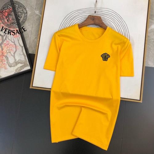 Versace T-Shirts Short Sleeved For Men #888005