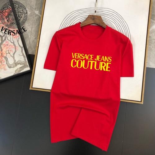 Versace T-Shirts Short Sleeved For Men #888009