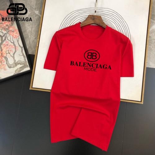 Balenciaga T-Shirts Short Sleeved For Men #888072