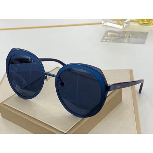 Christian Dior AAA Quality Sunglasses #888132 $48.00 USD, Wholesale Replica Christian Dior AAA Quality Sunglasses