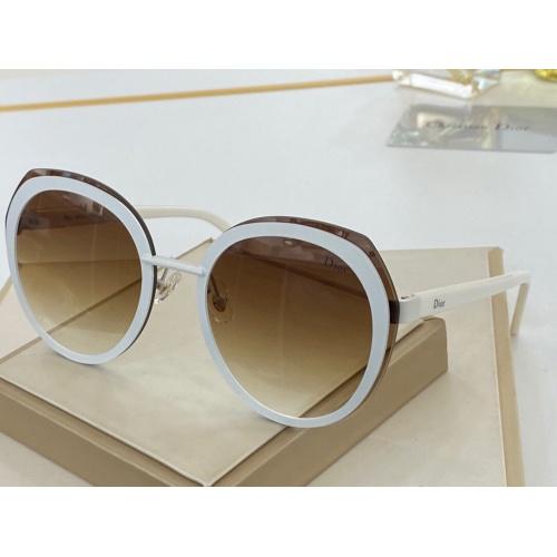 Christian Dior AAA Quality Sunglasses #888135