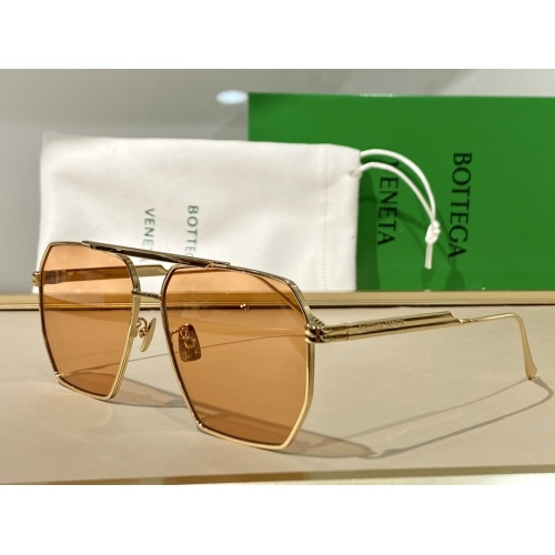 Bottega Veneta AAA Quality Sunglasses #888235