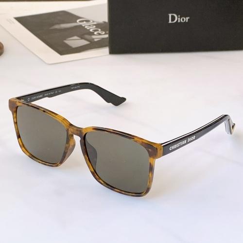 Christian Dior AAA Quality Sunglasses #888317