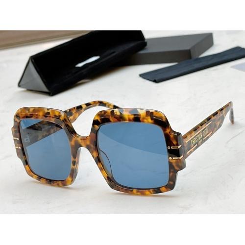 Christian Dior AAA Quality Sunglasses #888338