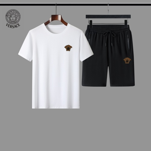 Versace Tracksuits Short Sleeved For Men #888474