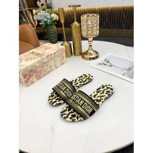 Christian Dior Slippers For Women #888593