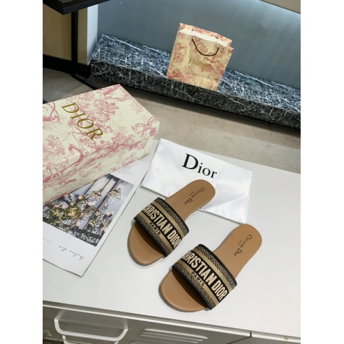 Christian Dior Slippers For Women #888600