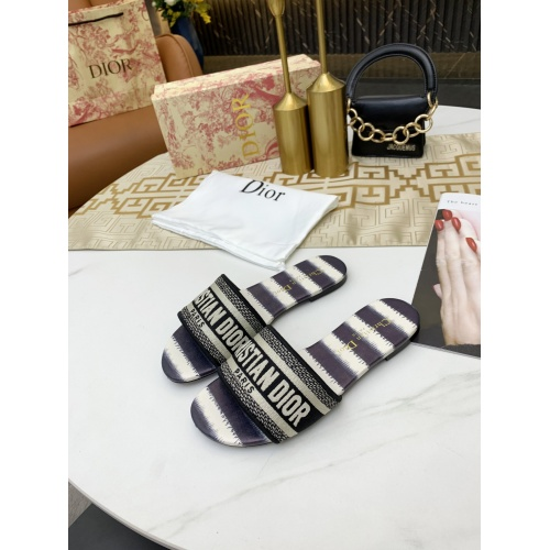 Christian Dior Slippers For Women #888613