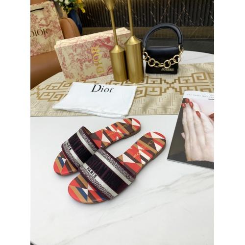 Christian Dior Slippers For Women #888615