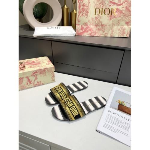 Christian Dior Slippers For Women #888616