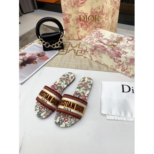 Christian Dior Slippers For Women #888623
