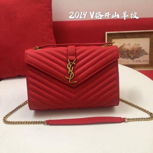 Yves Saint Laurent YSL AAA Messenger Bags For Women #888983