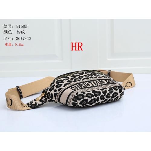 Replica Christian Dior Messenger Bags #889193 $26.00 USD for Wholesale