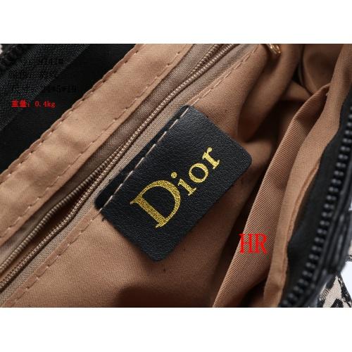 Replica Christian Dior Messenger Bags #889201 $28.00 USD for Wholesale