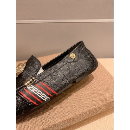 Replica Versace Casual Shoes For Men #889427 $68.00 USD for Wholesale