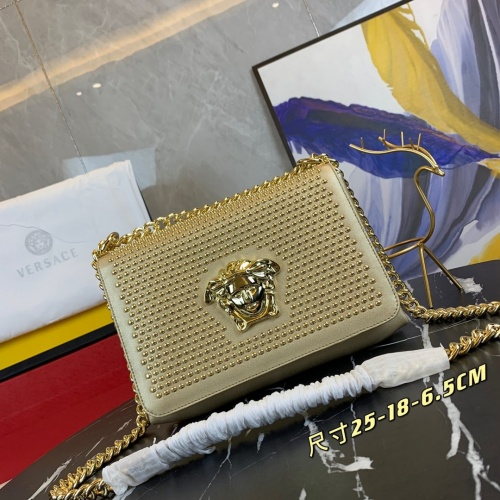 Versace AAA Quality Messenger Bags For Women #889503 $125.00 USD, Wholesale Replica Versace AAA Quality Messenger Bags
