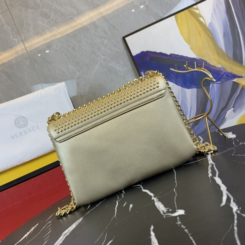 Replica Versace AAA Quality Messenger Bags For Women #889503 $125.00 USD for Wholesale