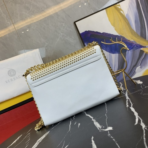 Replica Versace AAA Quality Messenger Bags For Women #889504 $125.00 USD for Wholesale