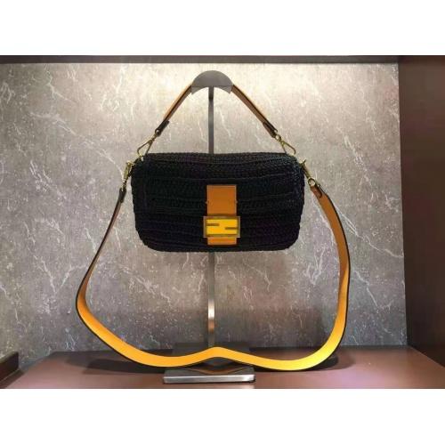 Fendi AAA Quality Messenger Bags For Women #889537