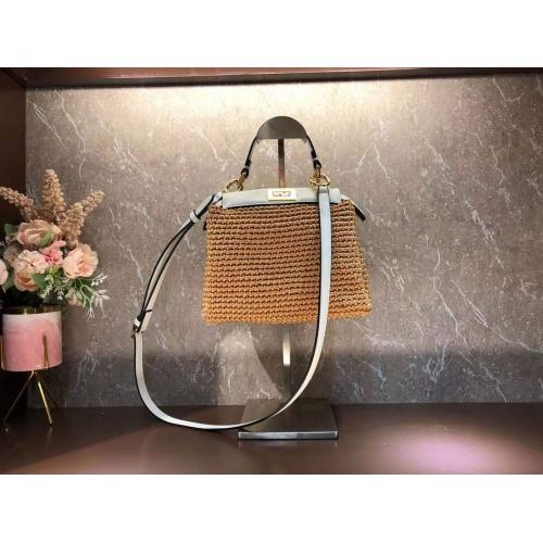 Fendi AAA Quality Messenger Bags For Women #889545