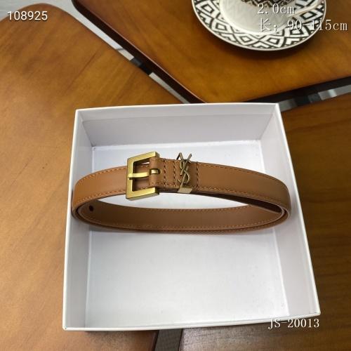 Yves Saint Laurent AAA Belts #889661