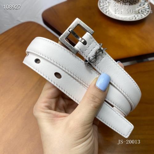 Yves Saint Laurent AAA Belts #889663