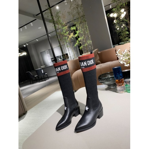Christian Dior Boots For Women #889836