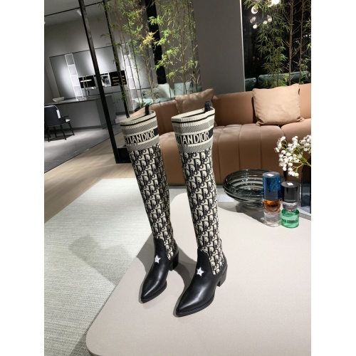 Christian Dior Boots For Women #889845