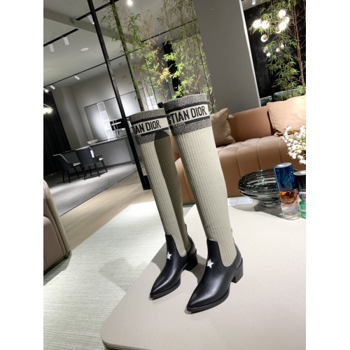 Christian Dior Boots For Women #889847