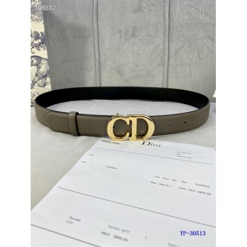 Christian Dior AAA Quality Belts #889896