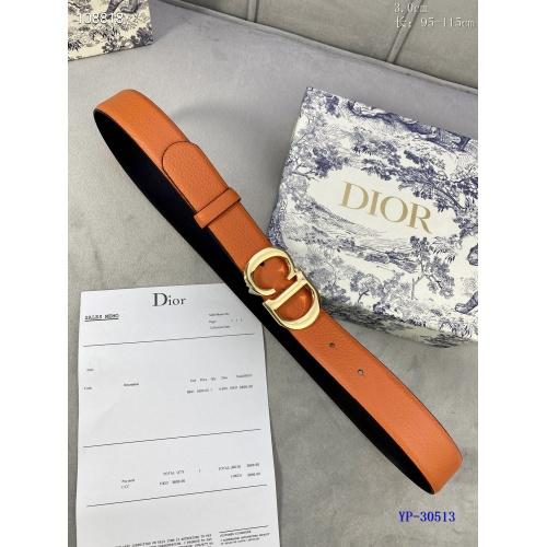 Christian Dior AAA Quality Belts #889899
