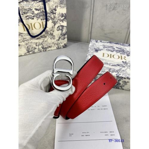 Christian Dior AAA Quality Belts #889901