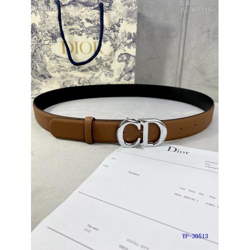 Christian Dior AAA Quality Belts #889902
