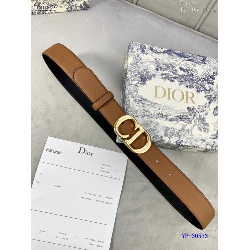 Christian Dior AAA Quality Belts #889903