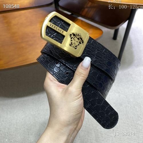 Replica Versace AAA Belts #889912 $56.00 USD for Wholesale