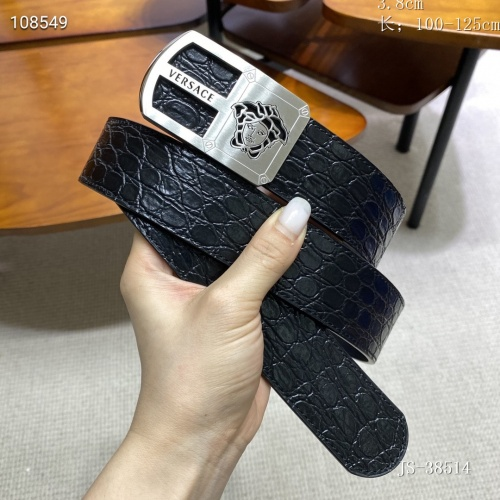 Replica Versace AAA Belts #889913 $56.00 USD for Wholesale