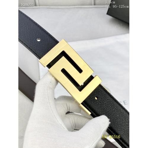 Replica Versace AAA Belts #889915 $64.00 USD for Wholesale