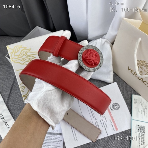 Replica Versace AAA Belts #889917 $68.00 USD for Wholesale