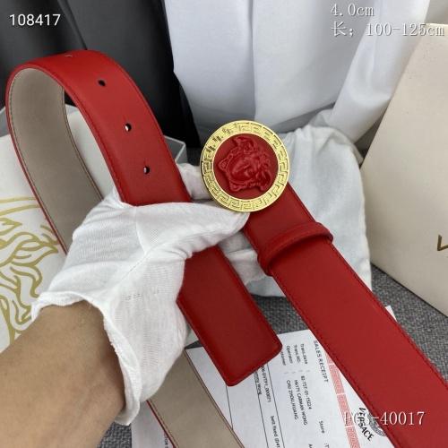 Replica Versace AAA Belts #889918 $68.00 USD for Wholesale